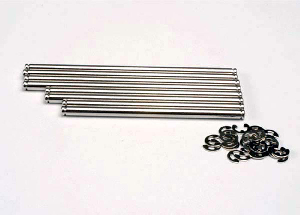 TRA4939X 4939X Suspension Pin Set, Stainless Steel