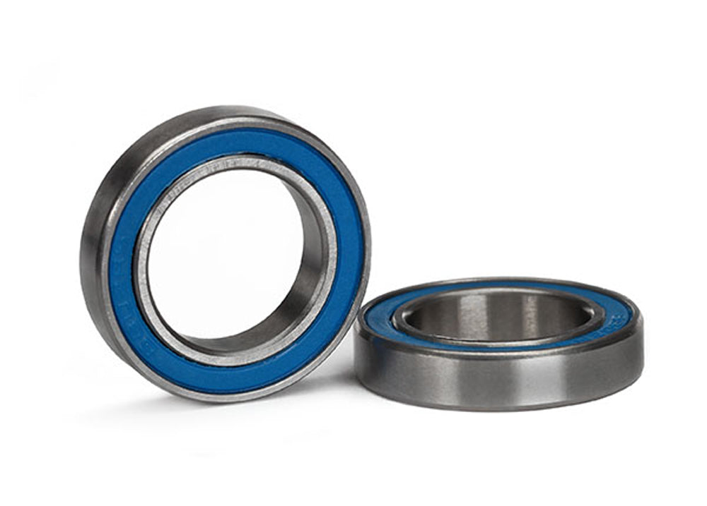 TRA5106 5106 Bearing, Blue Rubber Sealed, 15x24x5mm, X-Maxx