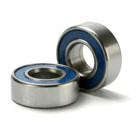 Traxxas Bearing, Blue Rubber Sealed, 5x11x4mm, 5116