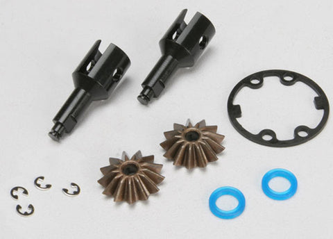 Traxxas 2 Drive Cups w/Spider Gears, 5125