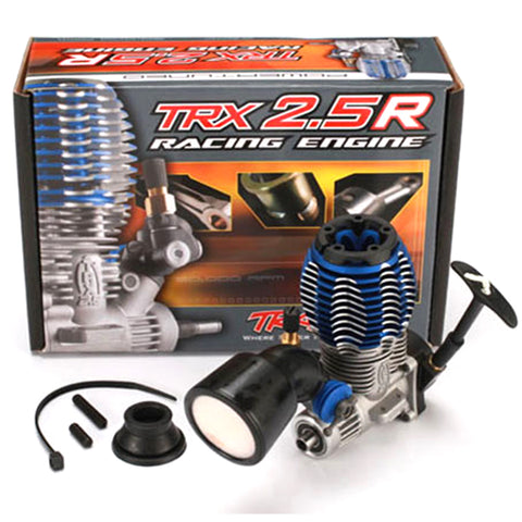 Traxxas TRX 2.5R Engine, Multi Shaft, 5209R