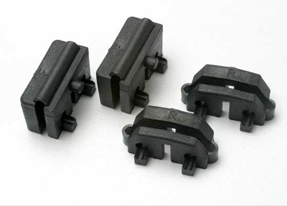 TRA5326 5326 2 Steering Servo Mounts