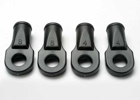 Traxxas 4 Toe Link Rod Ends, 5348