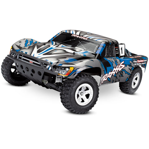 Traxxas Slash XL-5 1/10 2WD SCT, Blue, 58024