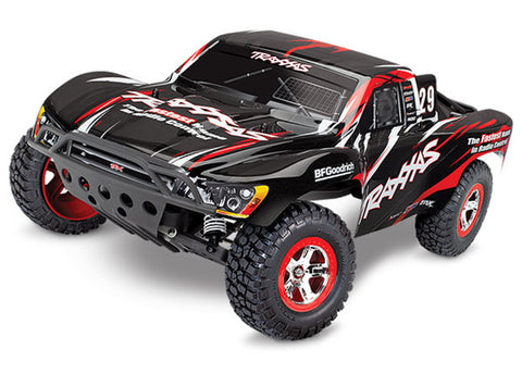 Traxxas Slash XL-5 2WD 1/10 SCT RTR, Black, 58034-1