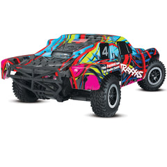 Traxxas Slash XL-5 1/10 2WD SCT RTR, Hawaiian, 58034-1