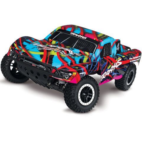 Traxxas 1/10 Slash 2WD RTR, Hawaiian Edition, 58034-1-HWN