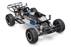 Traxxas Slash VXL 2WD RTR w/TSM, Blue Edition #1, 58076-4