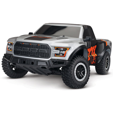 Traxxas Slash XL-5 Ford Raptor 1/10 2WD SCT, Fox Ed, 58094-1