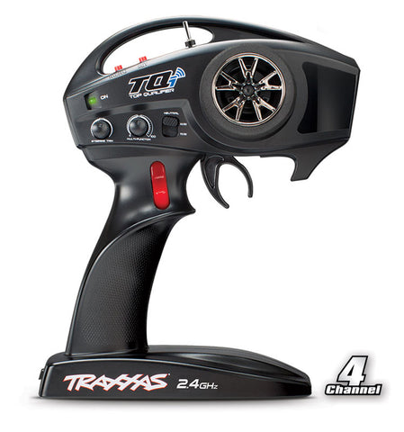 Traxxas TQi Link Enabled 2.4GHz 4CH Transmitter, 6530