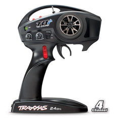 Traxxas 1/10 Summit TQi 4-Ch Bluetooth Link Enabled Transmitter & 5-Ch Receiver