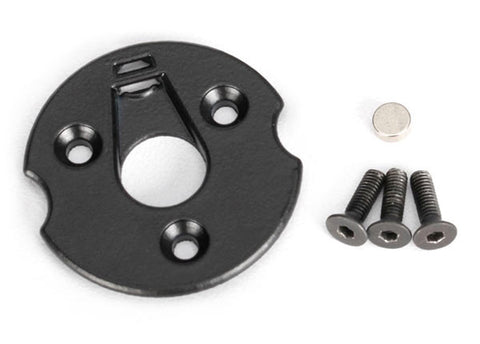 Traxxas Telemetry Trigger Magnet Holders/Spur Gear, 6538