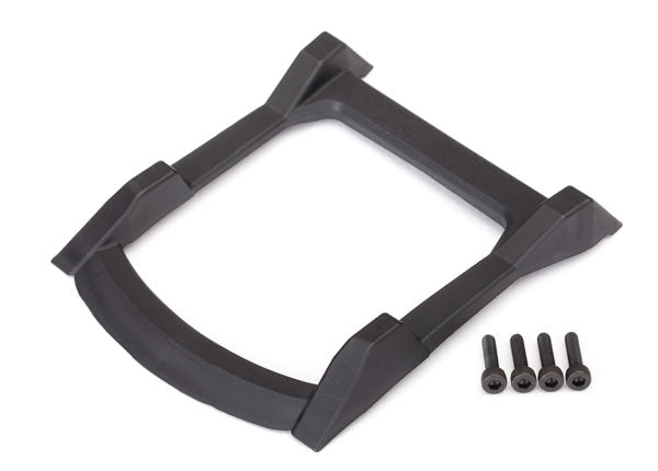 TRA6728 6728 Roof Skid Plate, Black