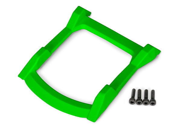 TRA6728G 6728G Roof Skid Plate, Green