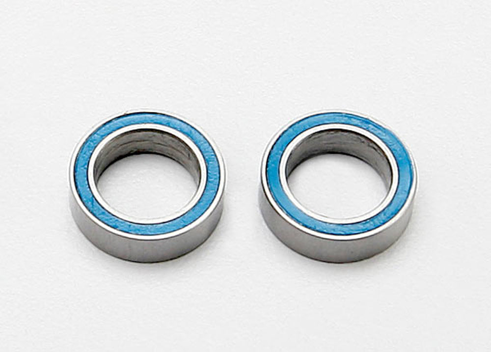 10 8x12x3.5mm Replacement Precision Ball Bearings MR128-2RS Traxxas 7020