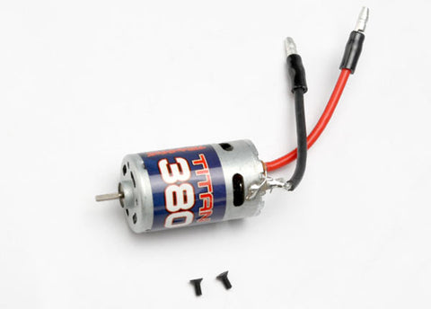 Traxxas Titan 380 Motor 18-Turns, 7075