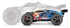 Traxxas 71054-1 E-Revo 1/16 4WD MT, Orange