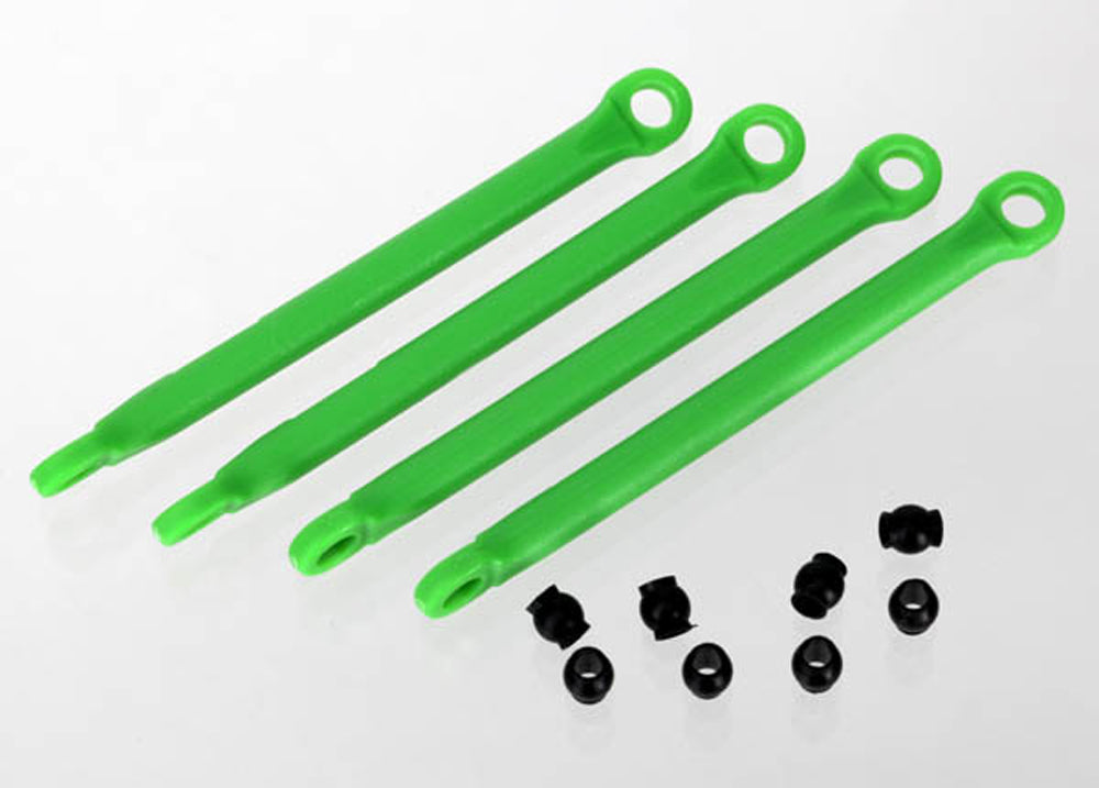 TRA7118G 7118G 4 Green Push Rods & 8 Hollow Balls