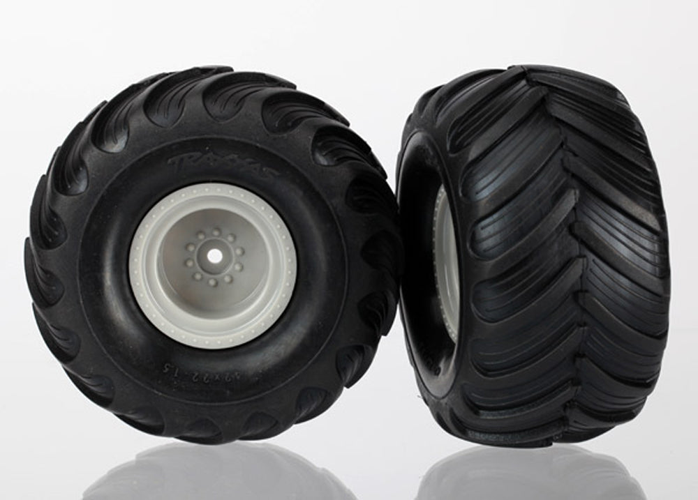 TRA7265 7265 2 Tires/Wheels Assembled
