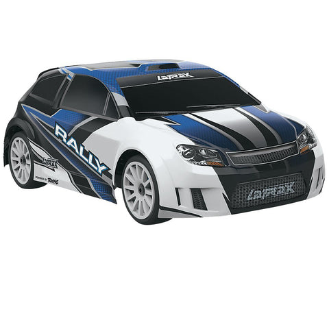 Traxxas LaTrax Rally 1/18 4WD Rally Car, Blue, 75054-5