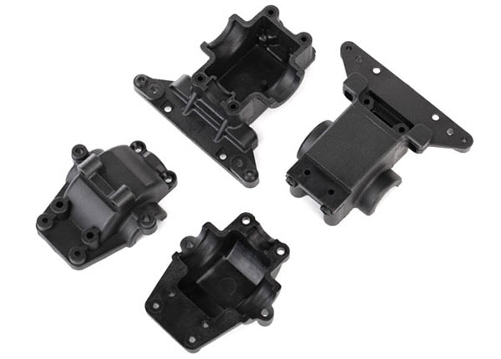 TRA7530 7530 Front/Rear Bulkhead & Differential Housing