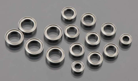 Traxxas 2 Bearings 4x8mm/8 Bearings 6x10mm/5 Bearings 8x12mm, 7541X