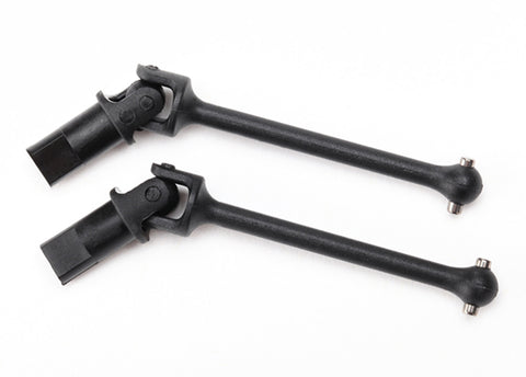 Traxxas 1/18 LaTrax SST Slash Front & Rear Drive Shafts & 12mm Hex Wheel Hubs