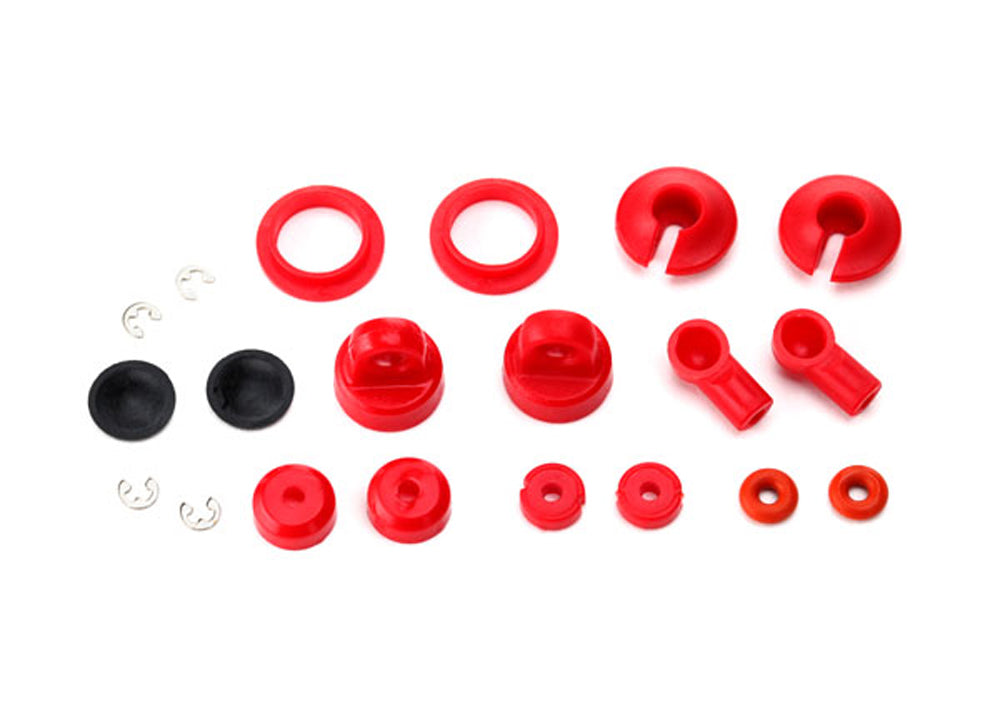 TRA7662 7662 Oil-Filled Shock Rebuild Kit