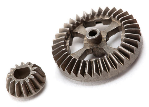 Traxxas Differential Ring & Pinion Gears, 7683