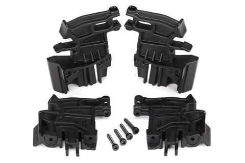 Traxxas 4 Left/Right Battery Hold-Down Mounts, 7718