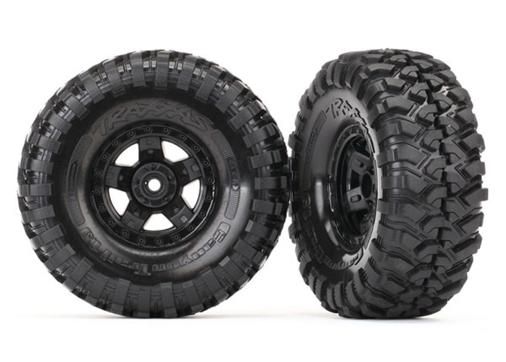 TRA8179 8179 Canyon Trail Tire, TRX-4 1.9 Sport Wheel