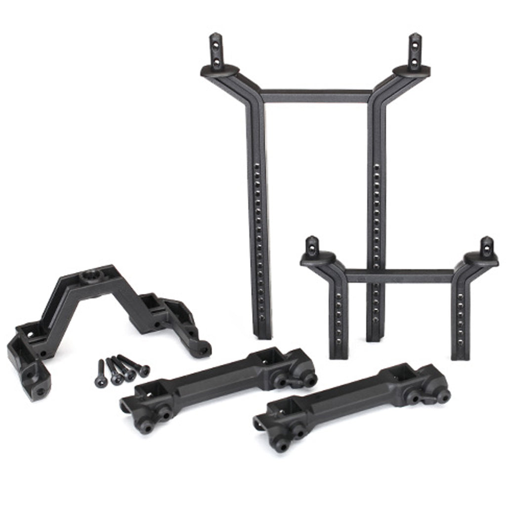 TRA8215 8215 Front & Rear Body Mounts & Posts