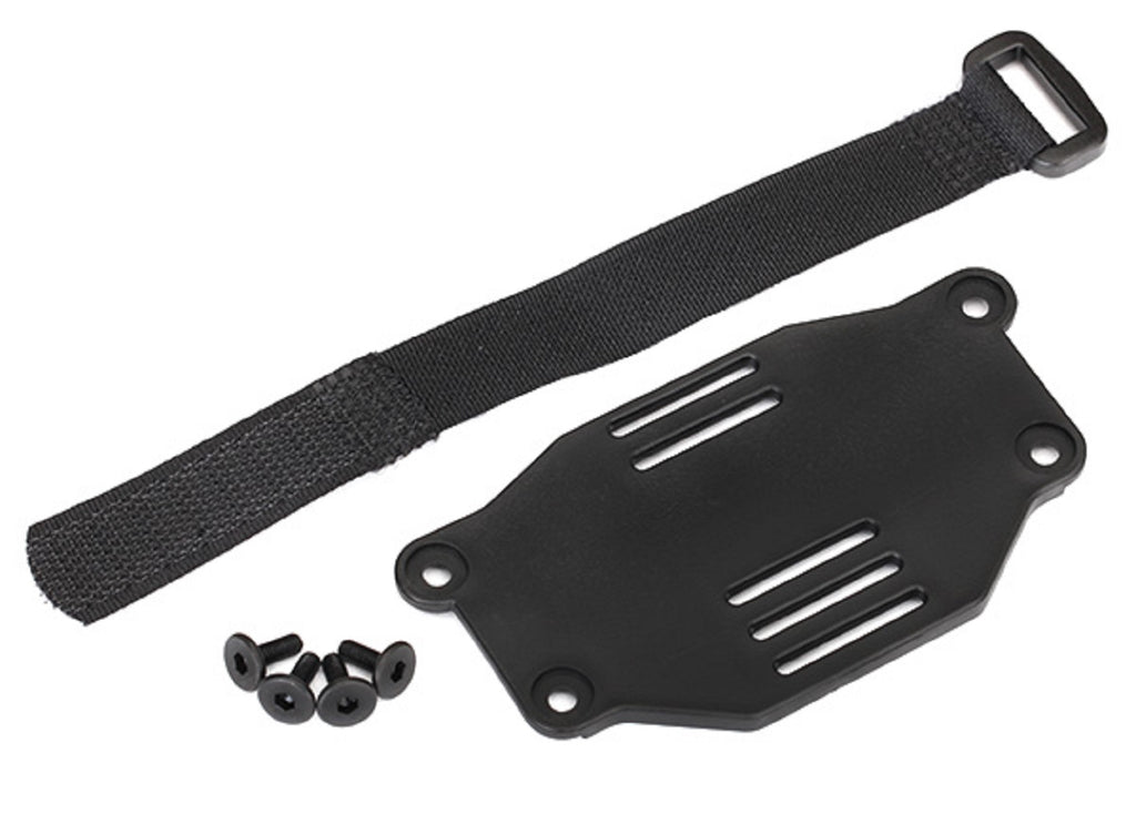 TRA8223 8223 Battery Plate & Strap