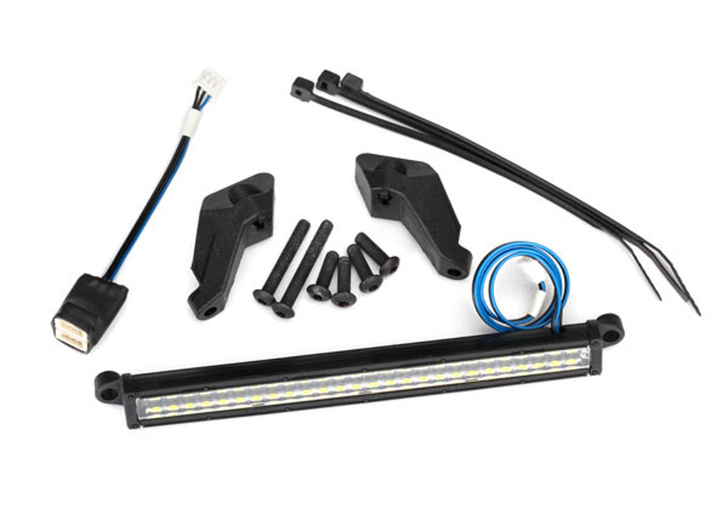 TRA8486 8486 Front Grill LED Light Bar, High Voltage, UDR