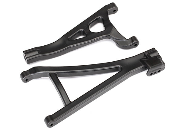 TRA8631 8631 Front Right HD Suspension Arms, Black