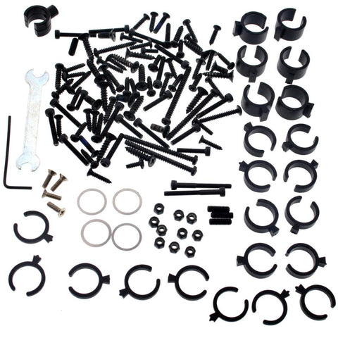 HPI Racing 1/8 Trophy Truggy 4.6 130+ Piece Screw & Tool Kit with Shock Spacers & Wrenches