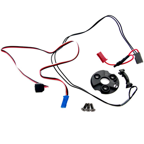 Traxxas 1/10 Slash 4x4 Ultimate Telemetry & RPM Sensors