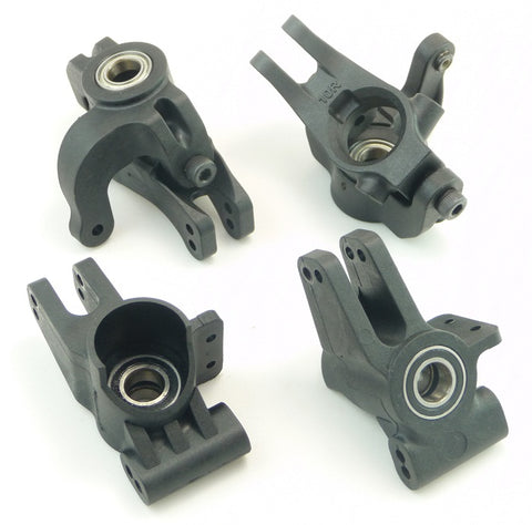 HPI Racing 1/8 Vorza Flux HP Spindles, Hub Carriers & Bearings