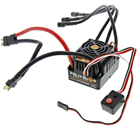 HPI Racing 1/8 Vorza Flux HP Flux ELH-6S Waterproof ESC