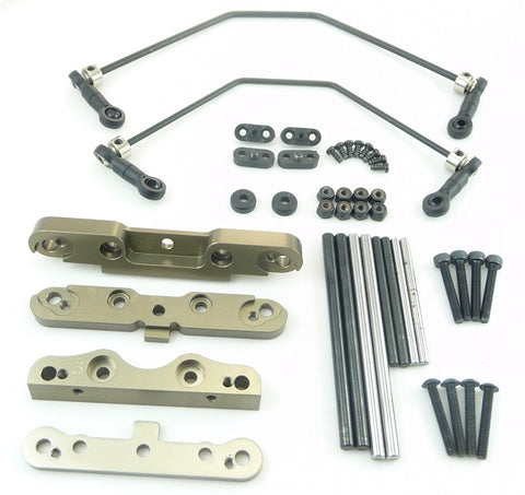 HPI Racing 1/8 Vorza Flux HP Hinge Pins, Braces & Stabilizer Bars