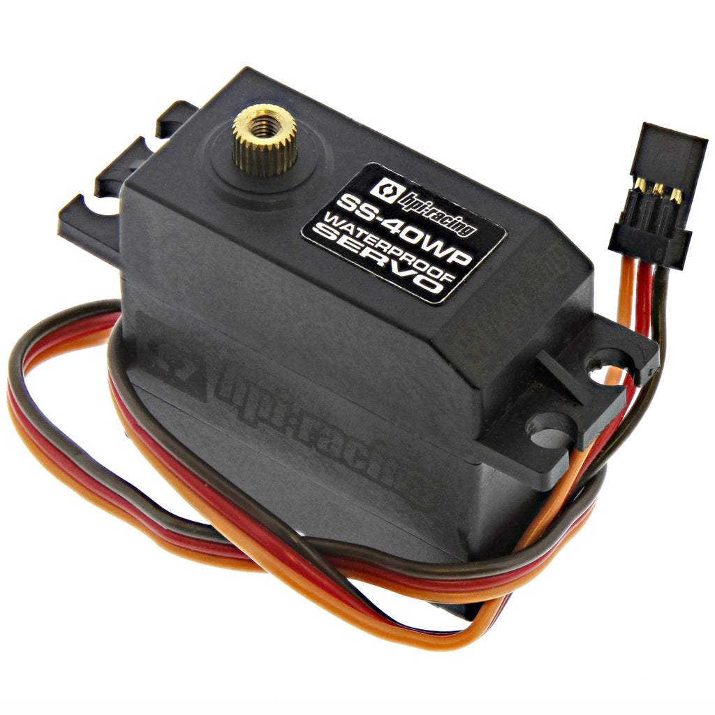 Vorza SF-50 Servo 107016 SS-40WP Waterproof Metal Gear Servo