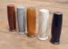 "GT Barrel Gum Grips - 7/8"" Natural Rubber - Vintage Retro (various colors) - Paragon Moto  - 1"