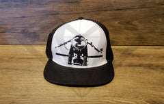 Paragon Moto's Cafe Racer Cotton Mesh Trucker Hats - Various Colors & Designs - Paragon Moto  - 8