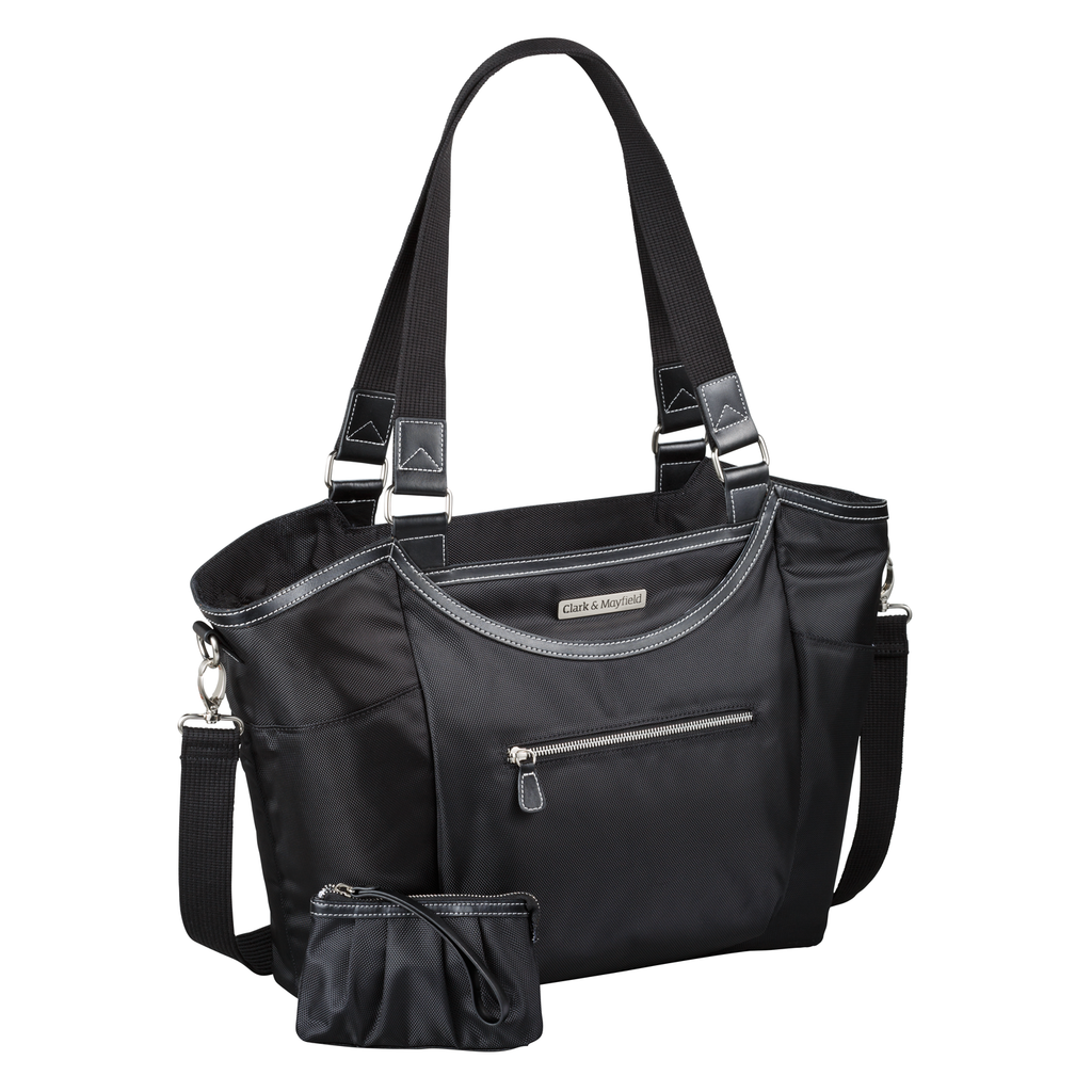 "18.4"" Bellevue Handbag - Black"