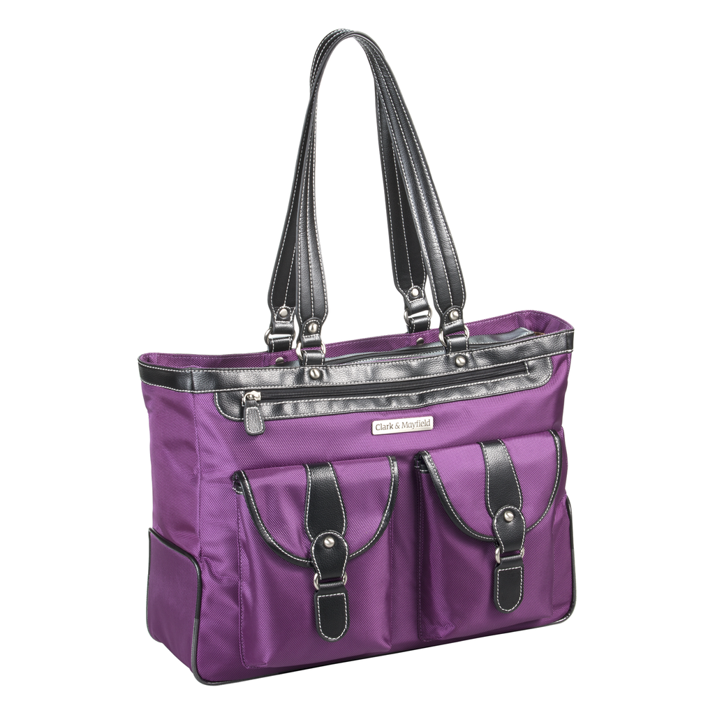 "18.4"" Marquam Metro XL Handbag - Purple"