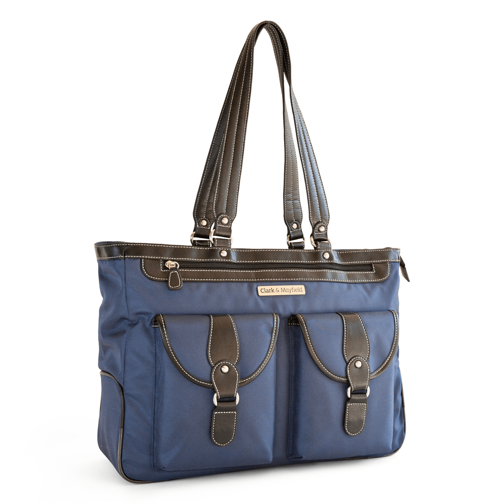 "18.4"" Marquam Metro XL Handbag - Navy Blue"