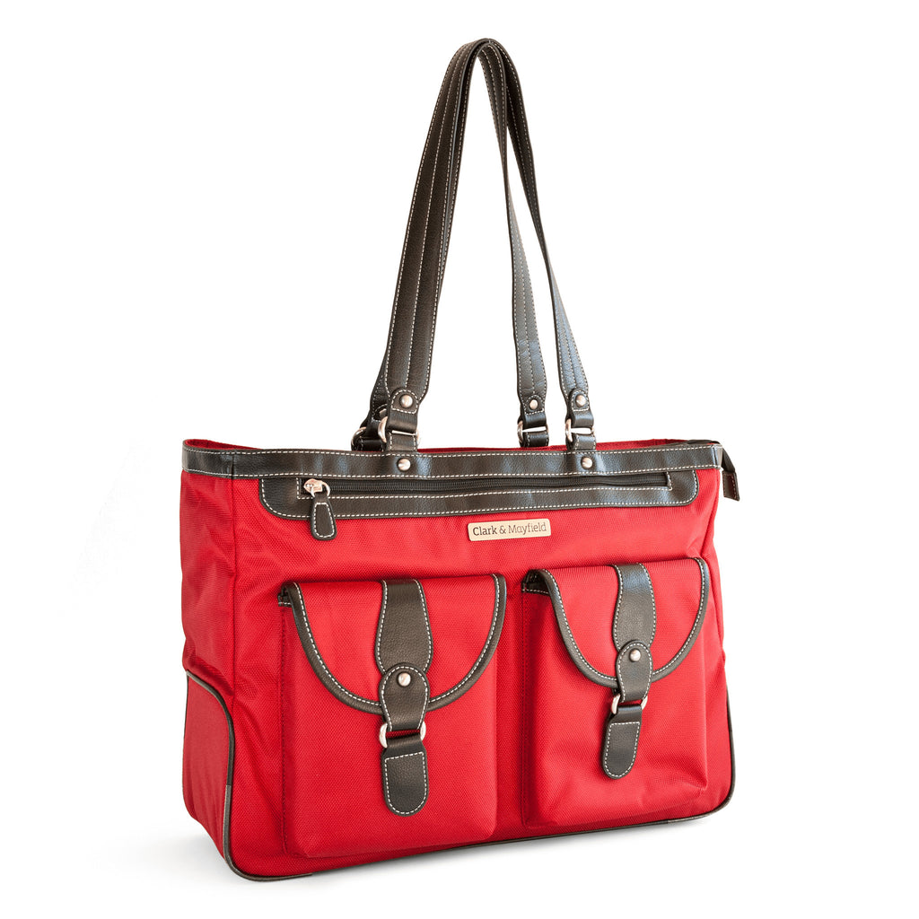 "15.6"" Marquam Metro Handbag - Red"