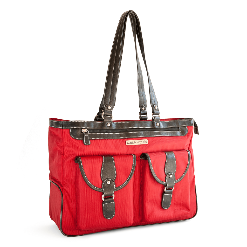 "18.4"" Marquam Metro XL Handbag - Red"