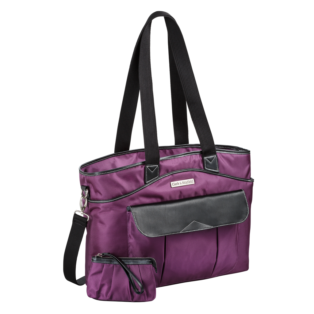 "17.3"" Newport Handbag - Purple"