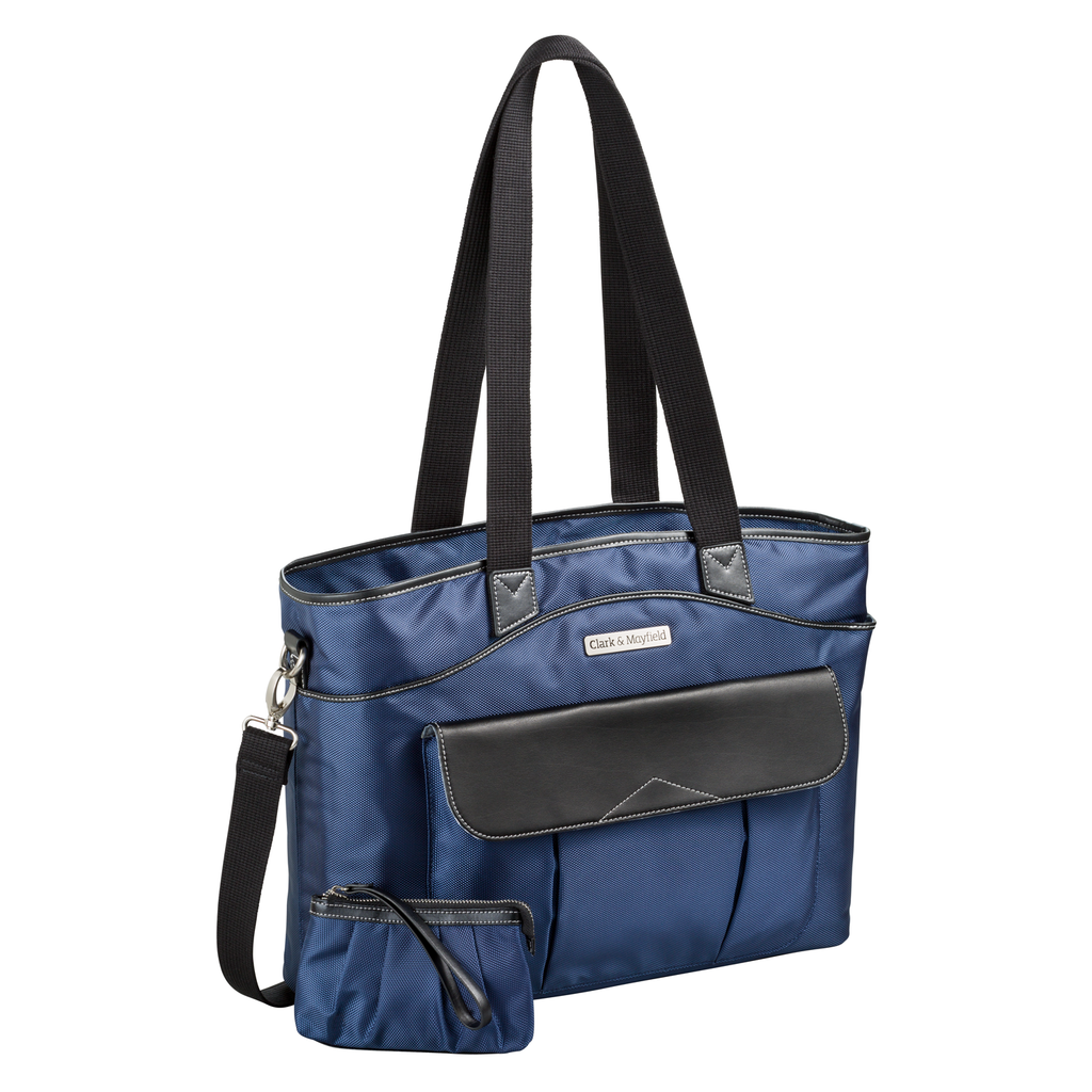 "17.3"" Newport Handbag - Blue"